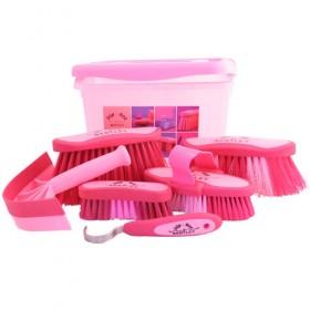 Bentley Slip-Not Grooming Kits in Plastic Box