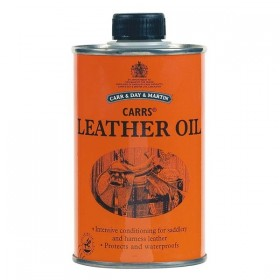 Carrs Leather Oil by Carr & Day & Martin (300ml)