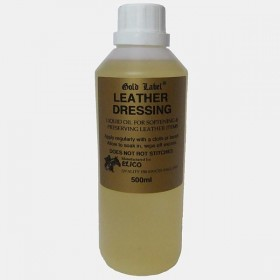 Leather Dressing Oil by Elico Gold Label
