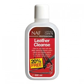 NAF Leather Cleanser - Refill (no spray head)