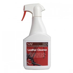 NAF Leather Cleanser - Spray Head (500ml)