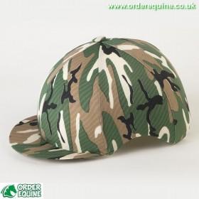 Capz Skull Cap Hat Silk - Camouflage