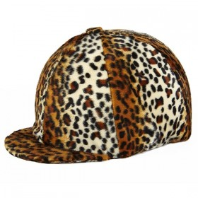 Capz Animal Skull Cover - Cheetah