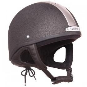 Champion Ventair Jockey Helmet - Black - 51 to 55cm