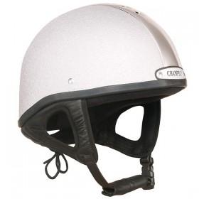 Champion Ventair Jockey Helmet - 51 to 55cm - Silver