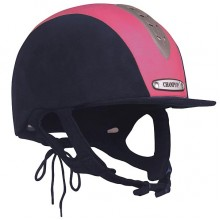Champion Junior X-Air Plus Hat (4x Colours Black, Navy, Black/Slate, Navy/Hot Pink)