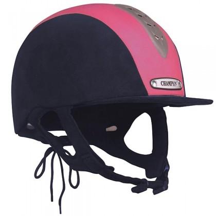 Champion Junior X-Air Plus Hat (4x Colours Black, Navy, Black/Slate, Navy/Hot Pink)