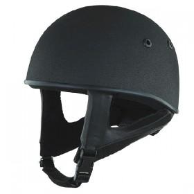 Charles Owen APM Skull Cap - Black in Sizes 53-55cm