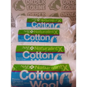 NAF Veterinary Cotton Wool - 350g Roll