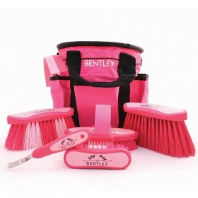 Bentley Slip-Not Grooming Bag and Kit