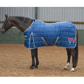 Whitaker Heavy Weight Stable Quilt 300g in Navy