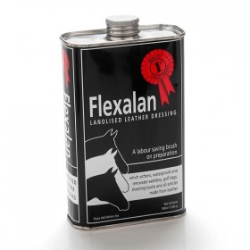 Flexalan Leather Dressing (brush on) 500ml