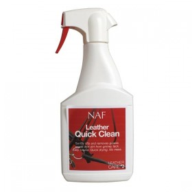 NAF Leather Quick Clean 500ml (Step 1)
