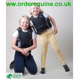 Rhinegold Pro-Comfort Childrens Equestrian Body Protector