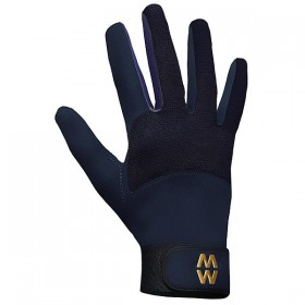 Macwet Micromesh Gloves in Brown, Black, Black & White, Navy, White (sizes 6 1/2 to 9)
