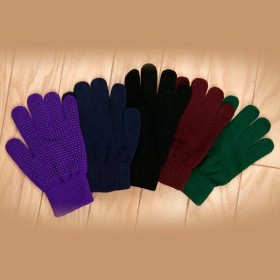 Magic Expander Horse Riding Gloves - Adult