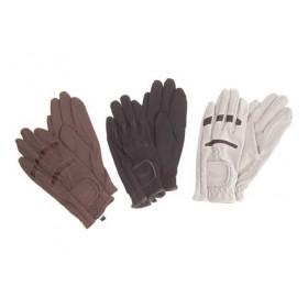 Rhinegold Super Flexi Soft Horse Riding Gloves