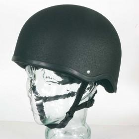 Champion Junior Pro Plus Jockey Helmet - Black in Sizes 51-63cm
