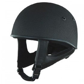 Charles Owen APM Skull Cap - Black in Sizes 56 to 61cm