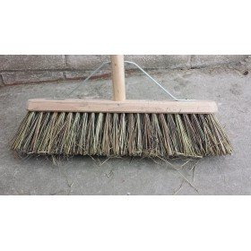 "18"" Equestrian Yard Broom - Assembled Pack of (Pack of 4x)"