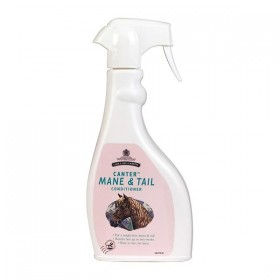 Canter Silk Mane and Tail Conditioner 500ml Spray Bottle