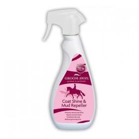 Groom Away Coat Gloss/Mud Repel Spray