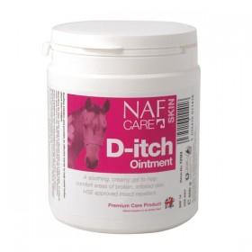 NAF D-Itch Ointment Gel 600g Tub