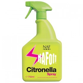 NAF Off Citronella Fly and Insect Spray Repellent - 750ml Spray Bottle