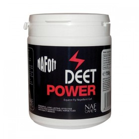 Naf Off Deet Power Gel Fly and Insect Repellent