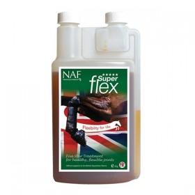 Superflex Liquid Equestrian Feed Supplement by NAF